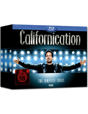 Californication - The Complete Series Blu-ray (14 Discs)