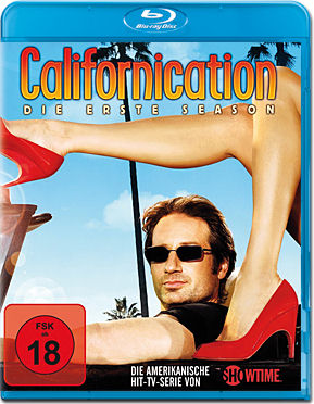 Californication: Season 1 Box Blu-ray (2 Discs)