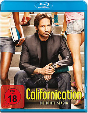 Californication: Season 3 Box Blu-ray (2 Discs)