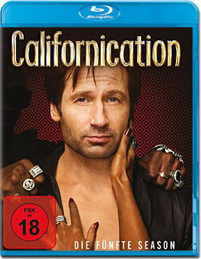 Californication: Season 5 Box Blu-ray (2 Discs)