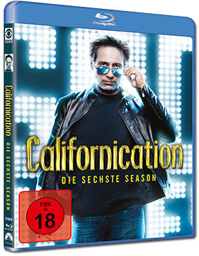 Californication: Season 6 Box Blu-ray (2 Discs)