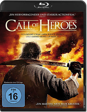 Call of Heroes Blu-ray