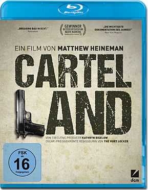 Cartel Land Blu-ray