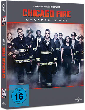 Chicago Fire: Staffel 2 Blu-ray (5 Discs)