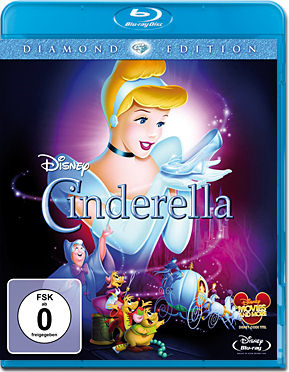 Cinderella - Diamond Edition Blu-ray