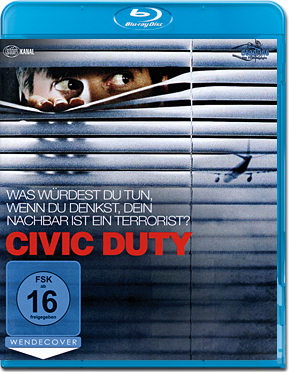 Civic Duty Blu-ray