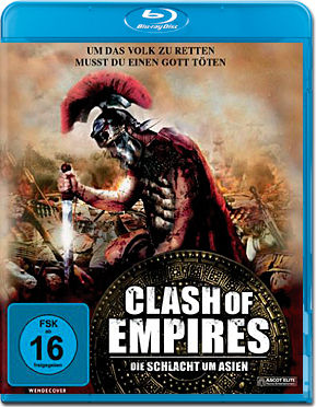 Clash of Empires Blu-ray