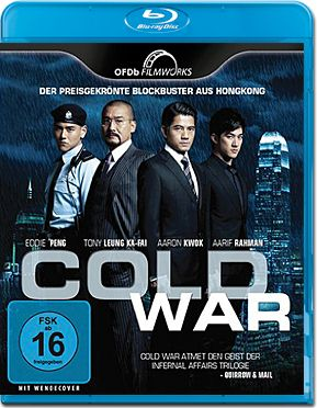 Cold War Blu-ray