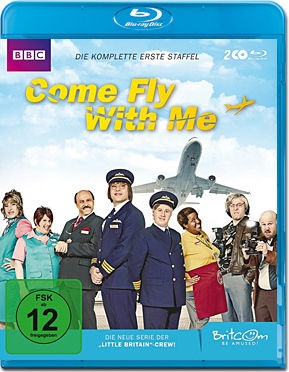 Come Fly with Me: Die komplette 1. Staffel Blu-ray