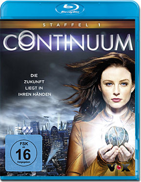Continuum: Staffel 1 Box Blu-ray (2 Discs)