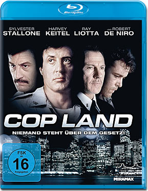 Cop Land - Director's Cut Blu-ray