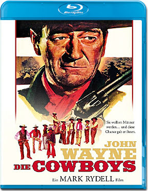 Die Cowboys Blu-ray
