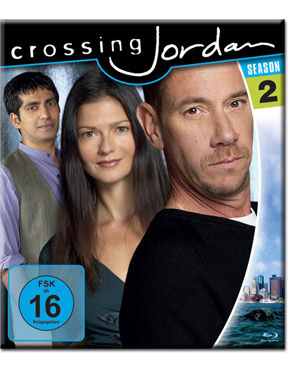 Crossing Jordan: Season 2 Box Blu-ray (5 Discs)