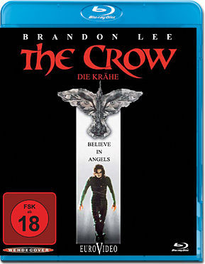 The Crow 1: Die Krähe  Blu-ray
