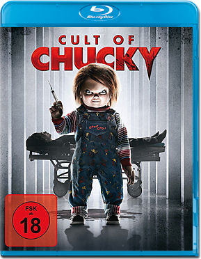 Cult of Chucky Blu-ray