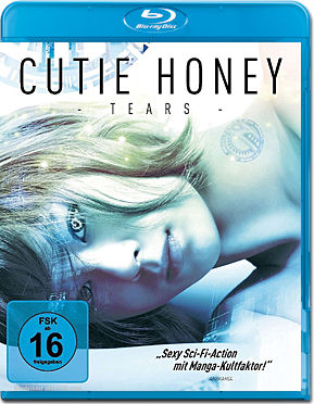 Cutie Honey: Tears Blu-ray