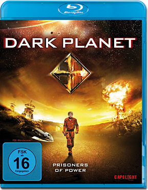 Dark Planet: Prisoners of Power Blu-ray