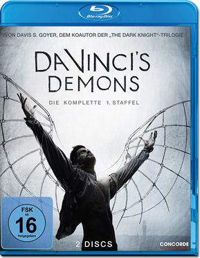 Da Vinci's Demons: Staffel 1 Box Blu-ray (2 Discs)