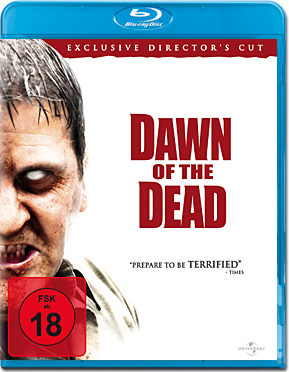 Dawn of the Dead - Director's Cut Blu-ray