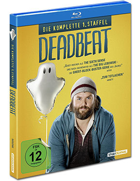 Deadbeat: Staffel 1 Box Blu-ray