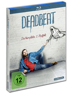 Deadbeat: Staffel 2 Box Blu-ray
