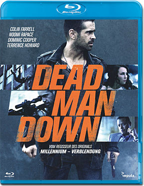 Dead Man Down Blu-ray