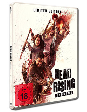 Dead Rising: Endgame - Steelbook Edition Blu-ray