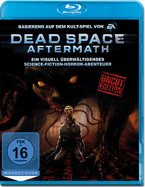 Dead Space: Aftermath Blu-ray