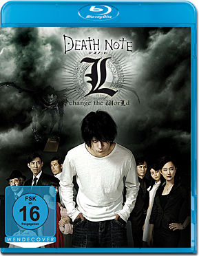Death Note: L Change the World Blu-ray