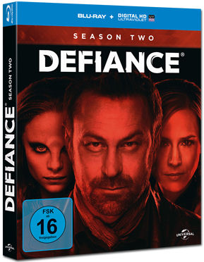 Defiance: Staffel 2 Box Blu-ray (3 Discs)