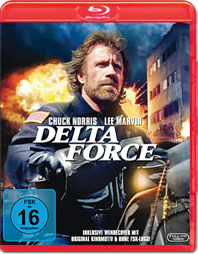 Delta Force Blu-ray