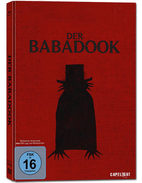 Der Babadook - Limited Collector's Edition Blu-ray
