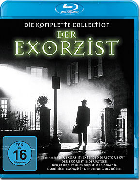 Der Exorzist - Die komplette Collection (5 Discs)
