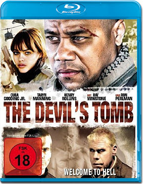The Devil's Tomb Blu-ray