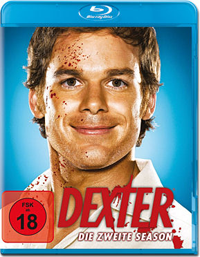 Dexter: Season 2 Box Blu-ray (4 Discs)