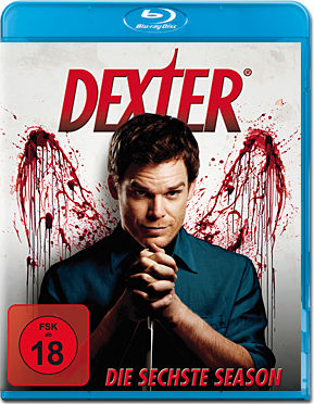 Dexter: Season 6 Box Blu-ray (4 Discs)
