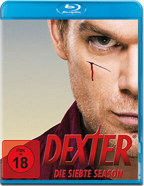 Dexter: Season 7 Box Blu-ray (4 Discs)