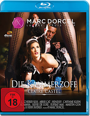 Die kammerzofe blu ray blu ray filme world of games - Claire castel femme de chambre ...