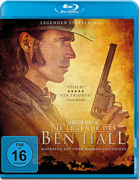 Die Legende des Ben Hall Blu-ray