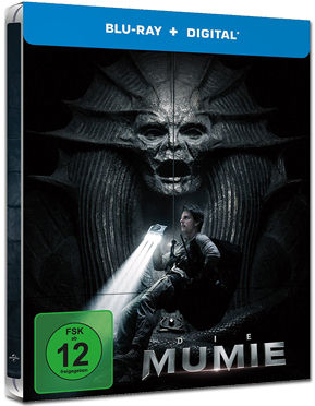 Die Mumie (2017) - Steelbook Edition Blu-ray