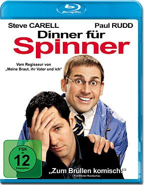 Dinner für Spinner Blu-ray