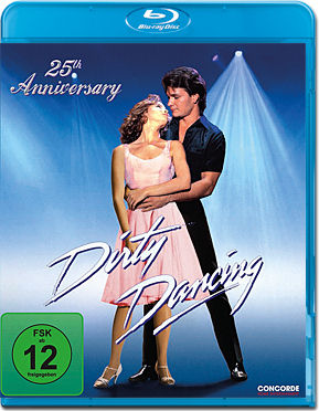 Dirty Dancing 1 - 25th Anniversary Blu-ray
