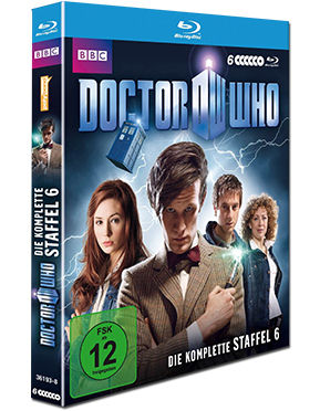 Doctor Who: Staffel 6 Box Blu-ray (6 Discs)