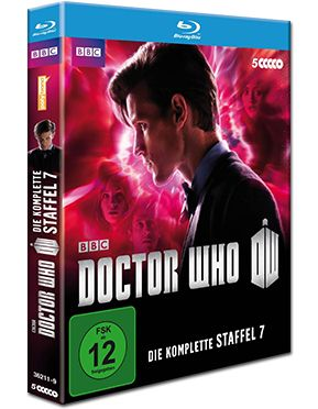 Doctor Who: Staffel 07 Blu-ray (5 Discs)