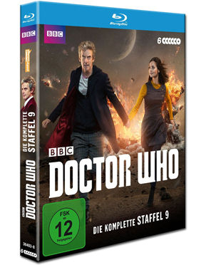 Doctor Who: Staffel 09 Blu-ray (6 Discs)