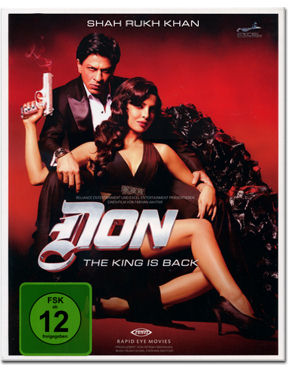 Don 2: The King is Back Blu-ray