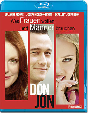 Don Jon Blu-ray