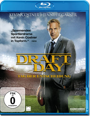 Draft Day Blu-ray