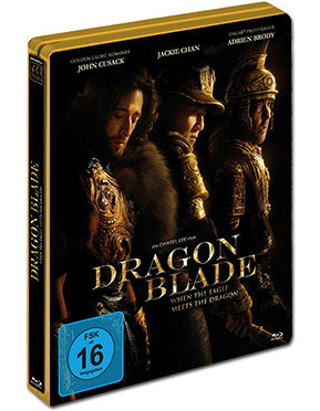 Dragon Blade - Steelbook Edition Blu-ray
