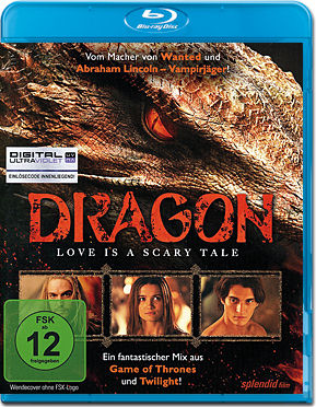 Dragon: Love Is a Scary Tale Blu-ray